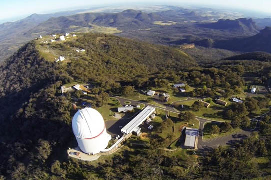 Siding Springs Observatory